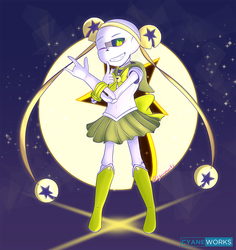 Sailor Bell by CyaneWorks