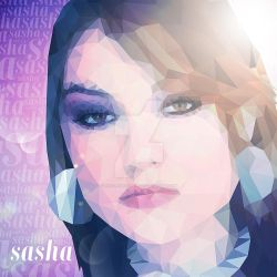 Sasha Grey Low Poly by riccardocurin