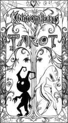 KH Tarot: back cover by Autumn-Sacura