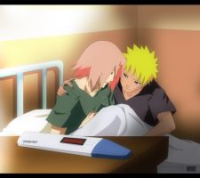 Commission : NARUSAKU by annria2002