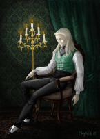 HP - Mr Malfoy by Gudulett-e