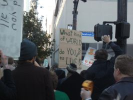 Occupy Louisville VI by jackcomstock