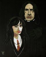 Vulkanette and WilliamSnape by WilliamSnape