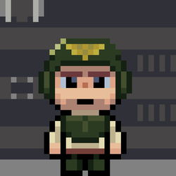 Imperial Guard Sprite by Lorgy