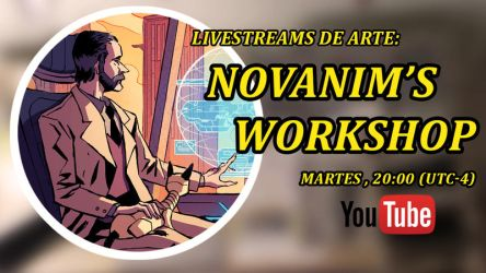 Novanim's Workshop Stream announcement by Novanim
