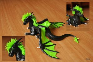 Fimo Zaath by MikeDragonis
