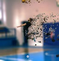 Dispersion style  by artofexpo