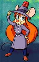 Inspector Gadget Hackwrench by polskienagrania1990