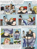 Garmine Goes to the Doctor: Page One - Fan Comic by ExtraBaggageClaim