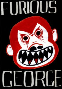 Furious George by vincentgreene