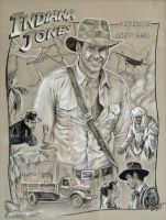 Raiders of the Lost Ark by TalentedTiger