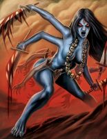 Kali by timswit