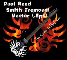 Paul R Smith Tremonti Vector by The-Light-InTheDark