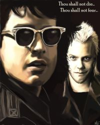 Lost Boys -  Michael n' David by MissHeroes94