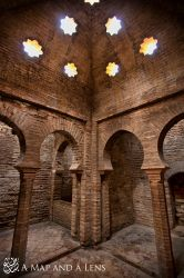 Granada: Stars and Arches by Mgsblade