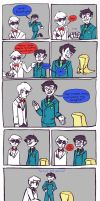 John is the best dad by Amandazon