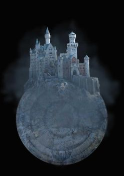 haunted castle by music-mup