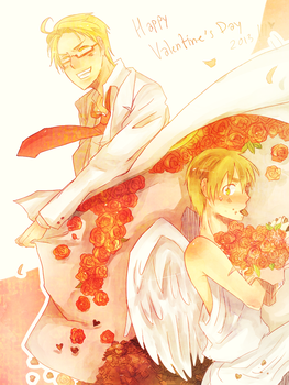 Valentine's Day 2013 [APH] by namioki-chan