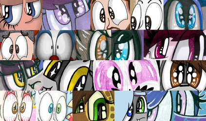 Eyes Meme by RaynaOfTheDead