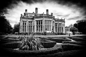 Highcliffe Castle by Daniel-Wales-Images
