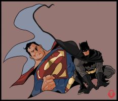 Worlds Finest 01 by BongzBerry