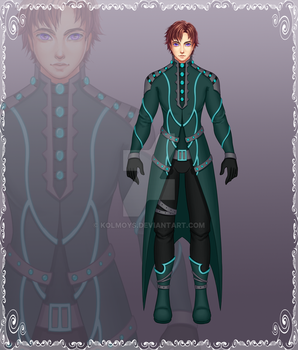[Close] Adoptable Outfit Auction 95 by Kolmoys