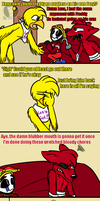 Not so Normal Christmas (FNAF Comic) Pt.3 by Blustreakgirl