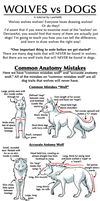 Wolves vs Dogs Tutorial by lawlietlk
