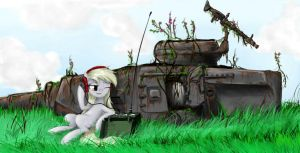 War is over by MadHotaru