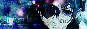 Ciel Banner by lovenotwarcraft