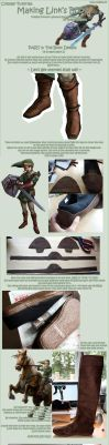 Tutorial: Link's Boots: Part 2 by Nadiaxel