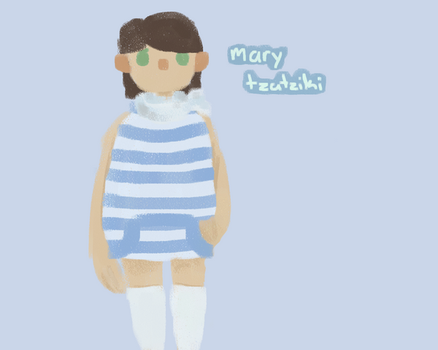 Mary Tzatziki (Request) by KingSnail05