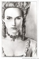 Keira Knightley - The Duchess by EternaLegend