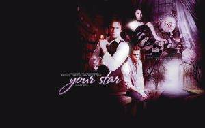 the vampire diaries wallpaper3 by mia47