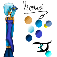 Kenwei :REF: by Bonnieart04