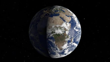 Earth from Space by jcpag2010