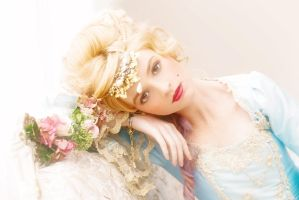 Rococo Editorial by waiting4cadence