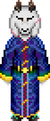 Empress Aygol - Overworld Sprite (Old Empire) by AncientOnyxDragon