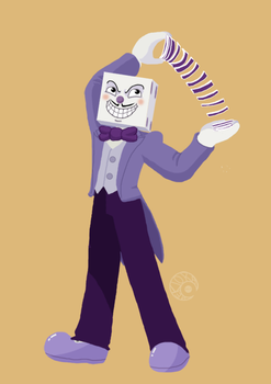 King Dice by Nekioka