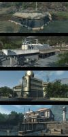 Crysis Multiplayer Buildings 1 by GeneralPeer