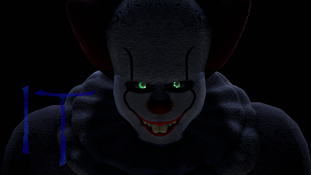 Pennywise by Odrios
