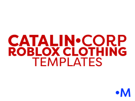 Catalin Corp Roblox Clothing Templates by CatalinMetro