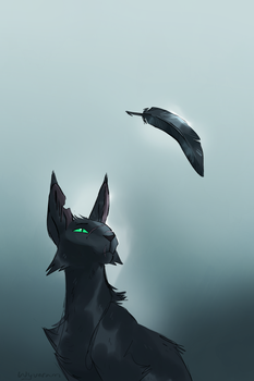 Crow's Feather by Wyveram