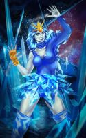 Ice Queen (She Wolf) - Just Dance 2014 by Tarivanima