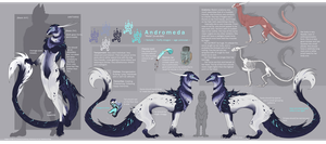 Andromeda Official Reference by ThatAlbinoThing