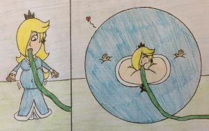 Rosalina Water Inflation (1/2) by WarioTheInflator