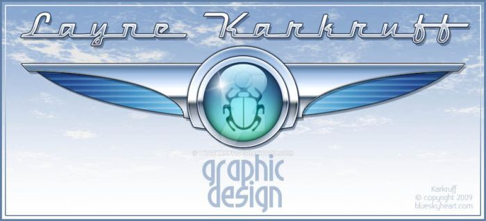 Self Promo Logo by LKarkruff