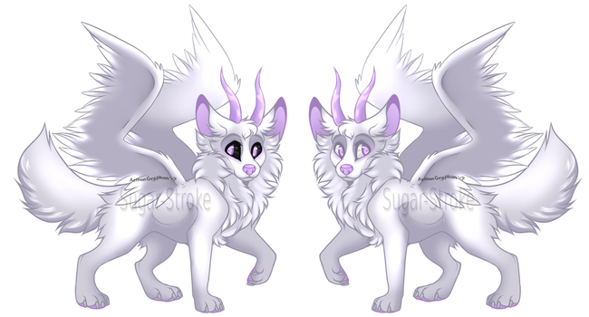 Canine Adopt [Sold] by Sugar-Stroke