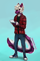 Connor Fullbody {COM} by SweetChub