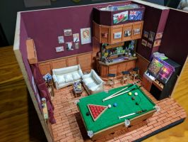 Miniature Pub by MayEbony